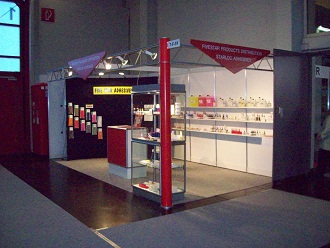 StarLoc FiveStar distribution stand at the Nurnburg spielwarenmesse  trade fair 2005  to 2008