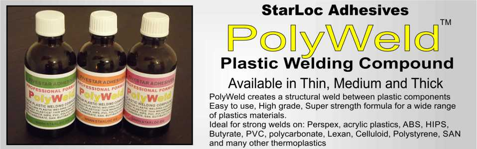 polyweld welding compound