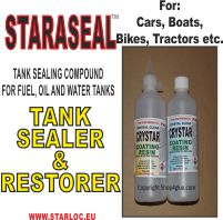 staraseal sealing compound banner